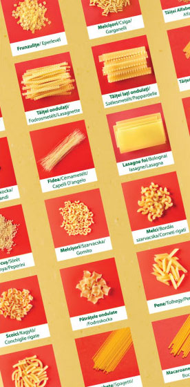 How to choose Pasta